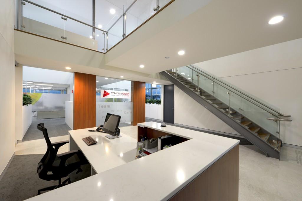 strategic office