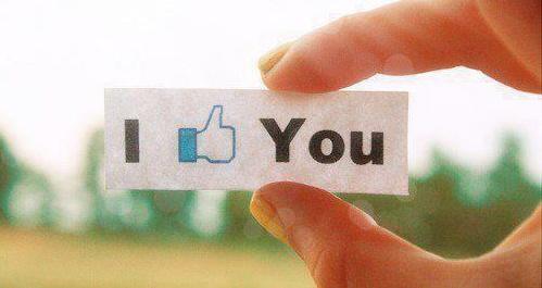 I like you!