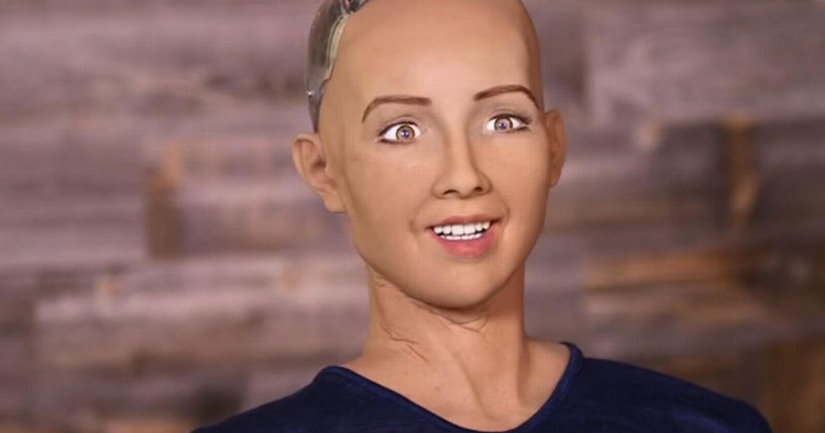 Sophia Robot