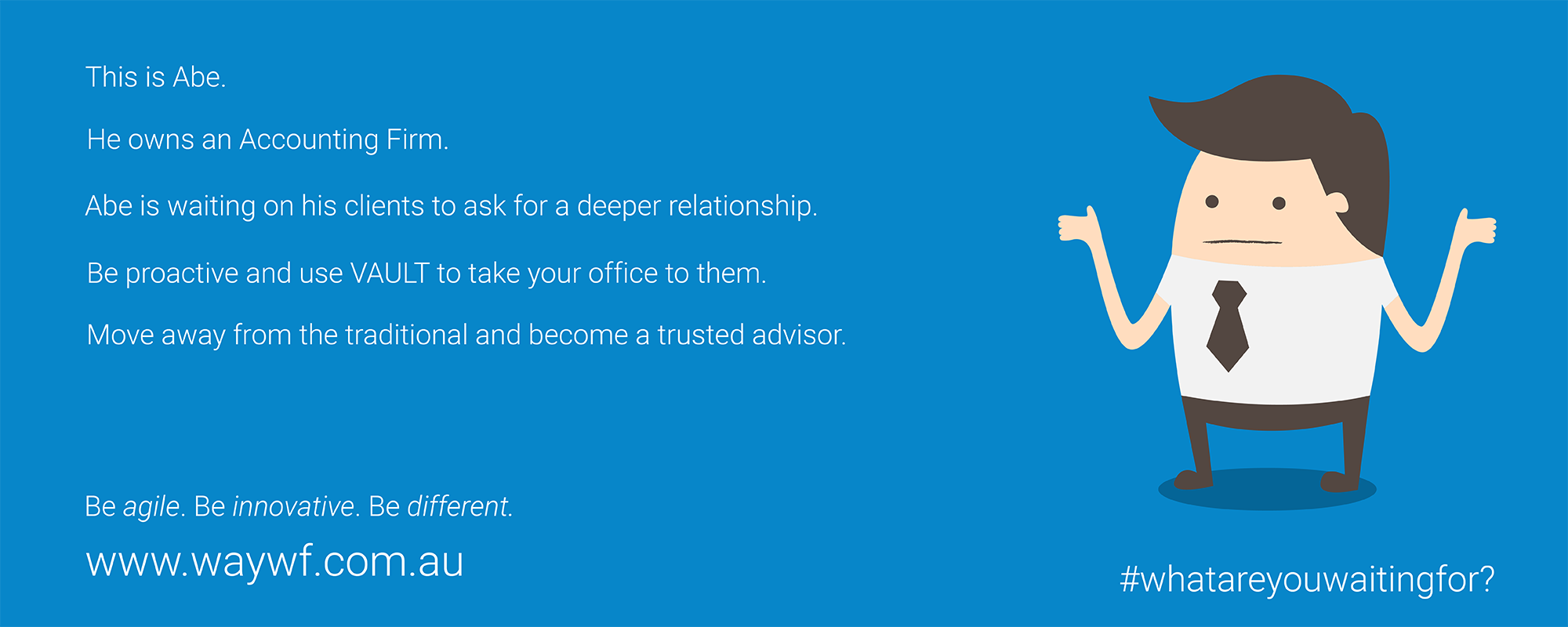 Your clients won't ask for a deeper relationship - so what are you waiting for?