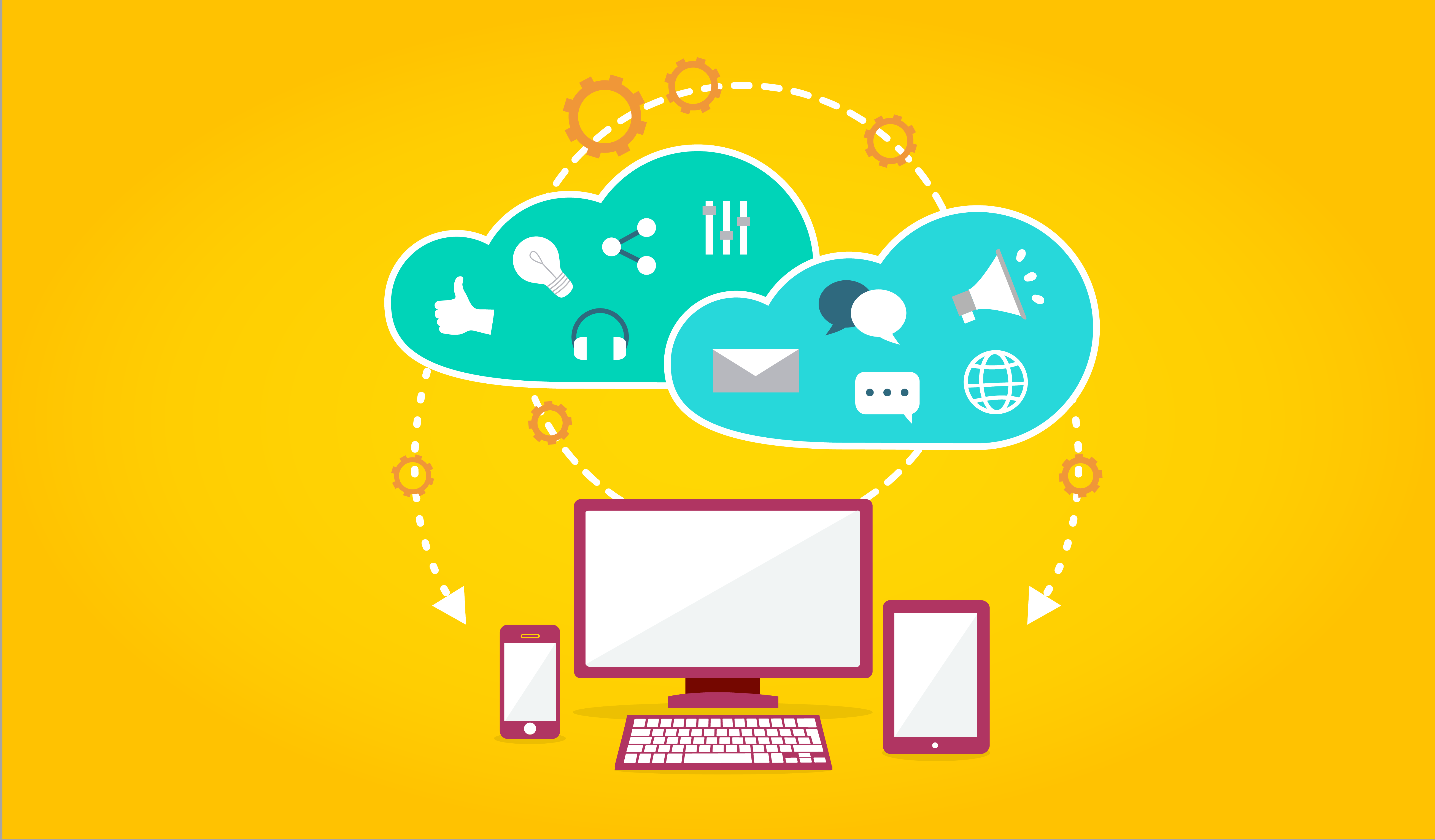 5 issues that can be solved with the cloud