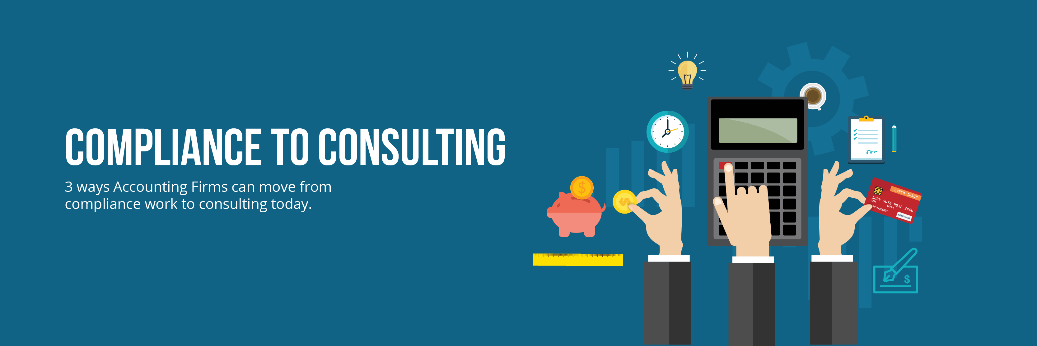 3 ways accountants can move from compliance to consulting today