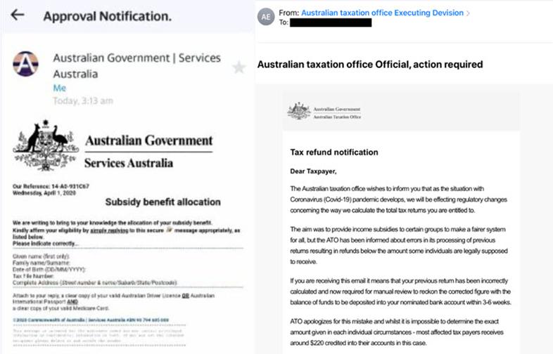 gov scams