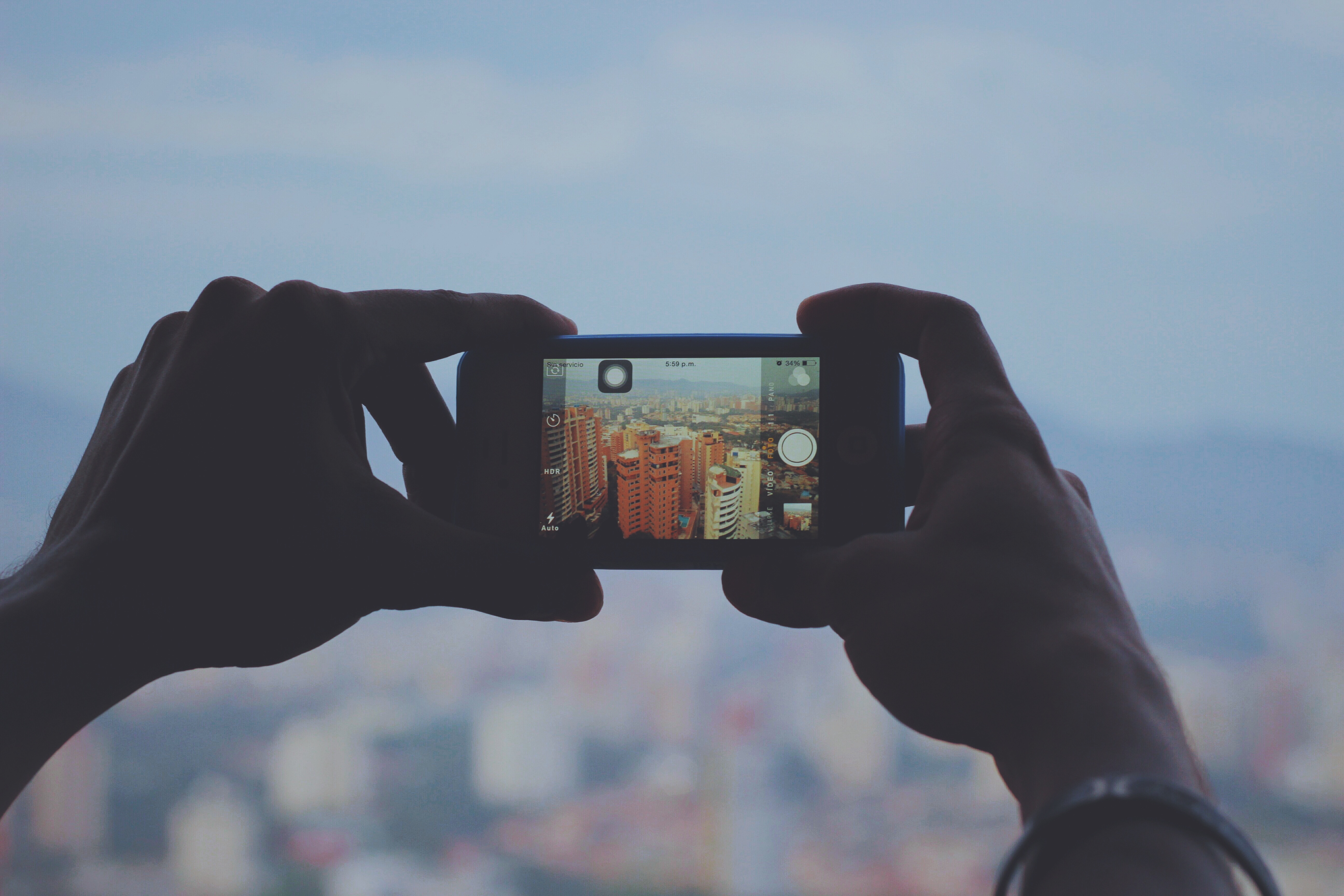 Film like a pro on your smart phone